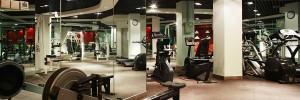 服务设施-健身房